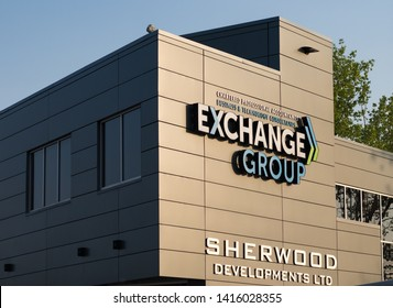 Winnipeg, Manitoba, Canada, May 30, 2019 - The Exchange Group provides accounting services throughout Canada and world-wide.