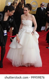 Winona Ryder at the 17th Annual Screen Actors Guild Awards, Shrine Auditorium, Los Angeles, CA. 01-30-11