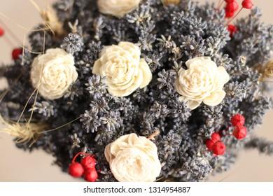 Winter Bride Bouquet