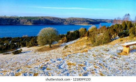 Winter by Bramslev Hills
