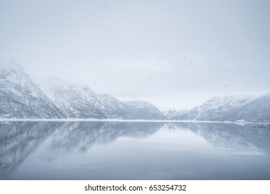 Winter in the East of Norway