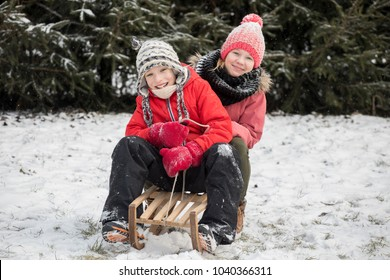 winter fun, winter, snow, family