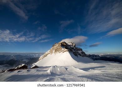 Winter holidays in the Dolomites ( Dolomiti di Brenta,Madonna di Campiglio, Pinzolo)