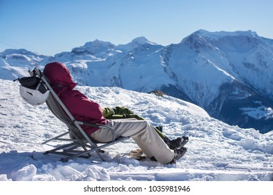 winter holidays in the mountains
