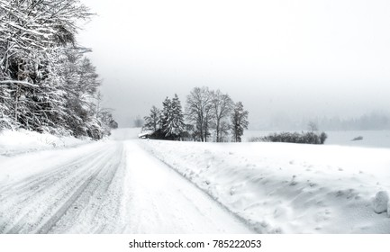 winter land snow