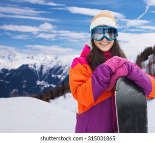 c6e761159c3 Female with Ski Goggles Images