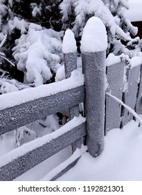 Winter in Lillehammer, Norway