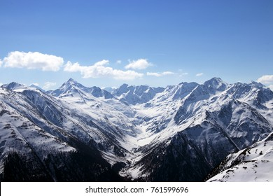 Winter, Livigno, mountains