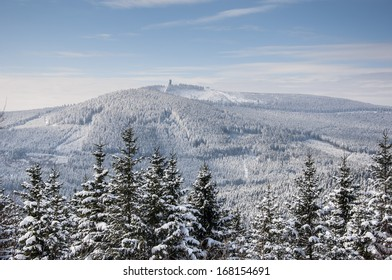 Winter in the mountains, Harz