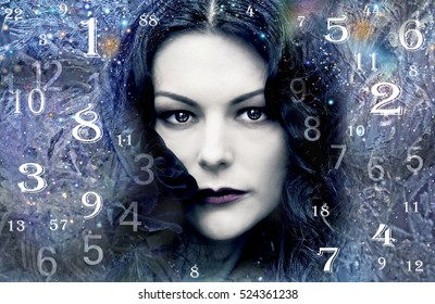 Winter numerology, magic of numbers