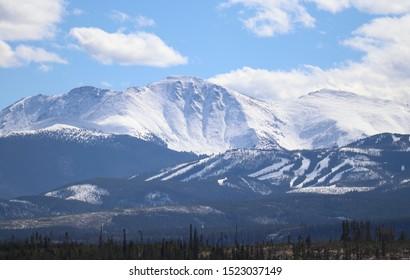 Winter Park Colorado Ski Area