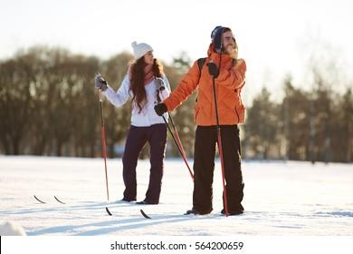 Winter recreation