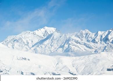 winter in Savoie