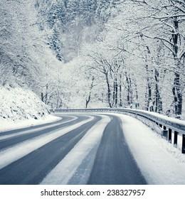 Winter Scenery Winter Scenery