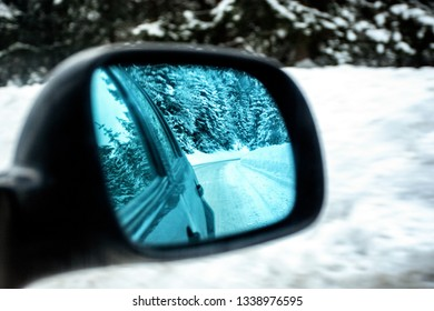 Winter season road trip