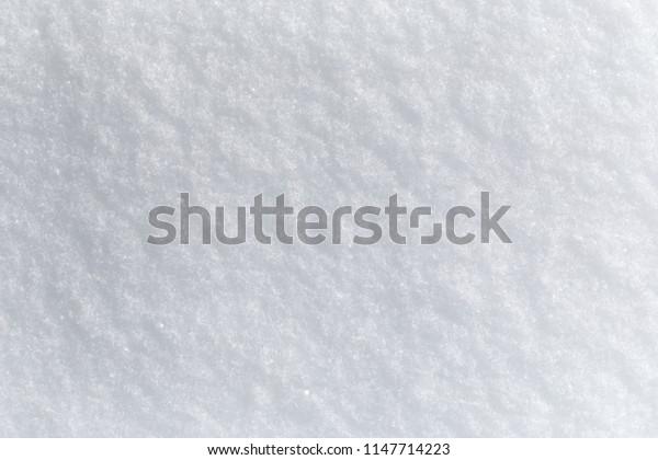 Winter, snow, snowflakes, white background.