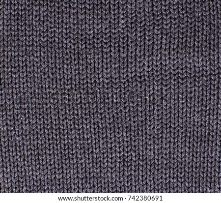 73ff2d2096af3 Winter Sweater Design. Grey knitting wool texture background. knitted  fabric texture. Knitted jersey background with a relief pattern.