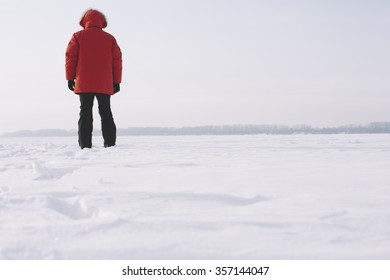 winter traveler