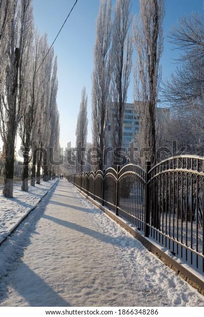 winter-urban-landscape-sidewalk-fence-60