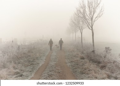 Winter Walk, Luebeck, Germany