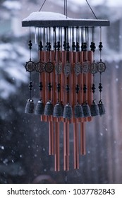 Winter Wind  Chimes