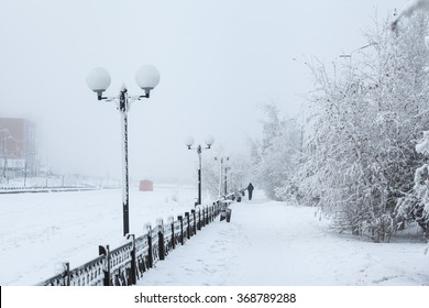 Winter in Yakutsk
