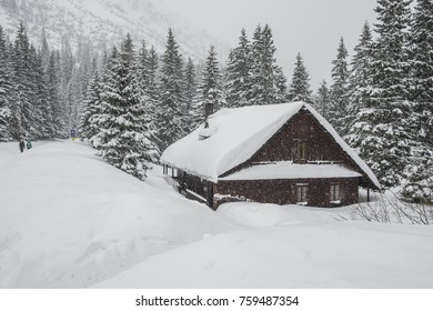 Winter in Zakopane POLAND
