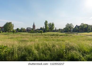 Winterswijk seen from the Scholtenbrug