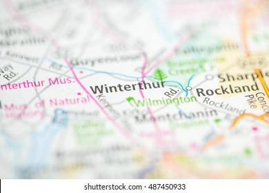 Winterthur. Delaware. USA