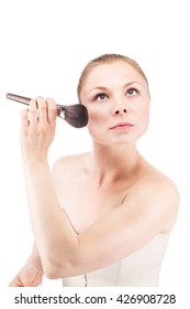 Wipe makeup