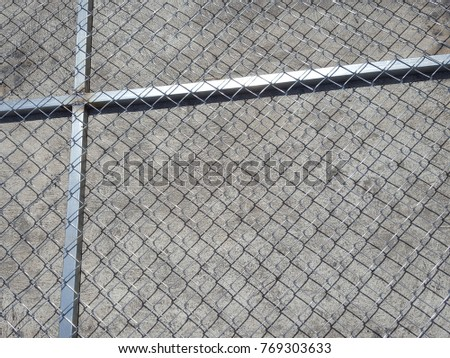 Wire Fence Installation Barbed Wire Steel Stock Photo Edit Now