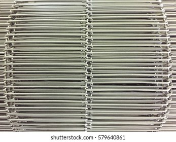 wire mesh belt stainless steel,background