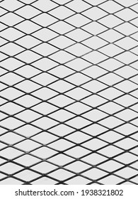 Wire mesh grille expanded metal