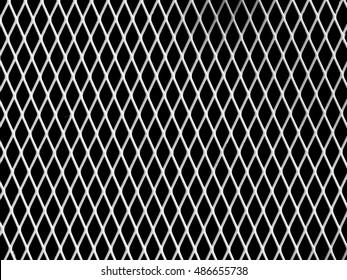 wire mesh pattern