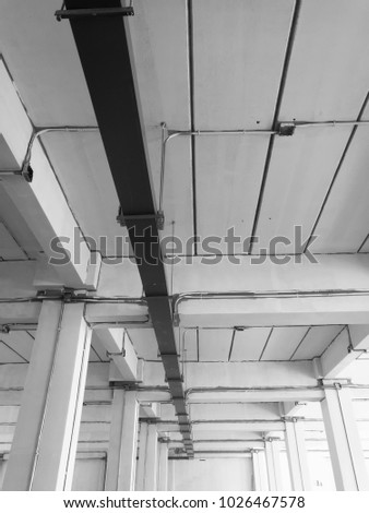 Miraculous Wire Way Electrical Wiring Installed Building Stock Photo Edit Now Wiring Digital Resources Cettecompassionincorg