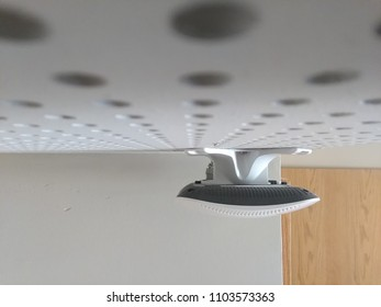 wireless interface to ceiling