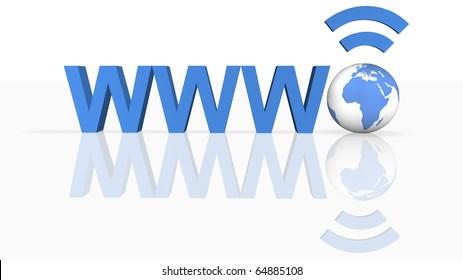 Wireless WWW