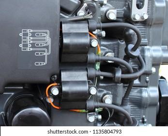 Motor Diagram Images, Stock Photos & Vectors | Shutterstock
