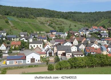 Wirmsthal , Germany
