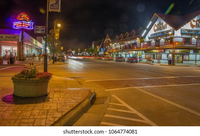 Wisconsin Dells, Wisconsin, United States of America, 7/17/2017 Wisconsin Dells is a major tourist attraction in the US state of Wisconsin