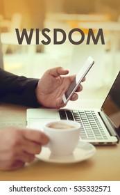 Wisdom, Education Concept