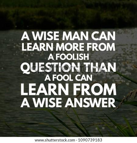 Wisdom Quotes Life Stock Photo Edit Now 1090739183 Shutterstock