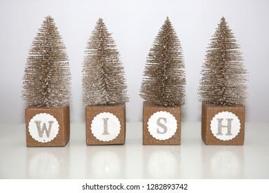 Wish decoration Christmas