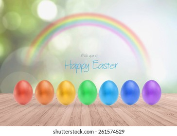 Wish you a happy easter