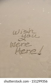 Royalty-Free Wish You Were Here Stock Images, Photos ...