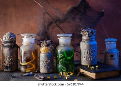 Witch Spell Images, Stock Photos & Vectors | Shutterstock