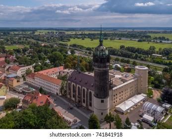 Wittenberg, All Saints Church or Palatial Church