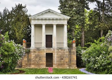 Woerlitzer Park: Flora Temple