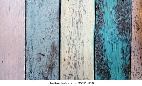 woid background, color wood backgroung, four old color wood