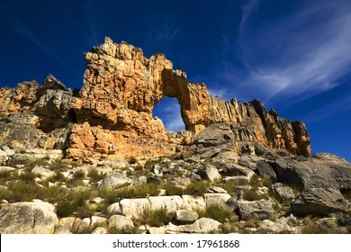 Wolfberg Arch, Cederberg, Northern Cape Province, South Africa
